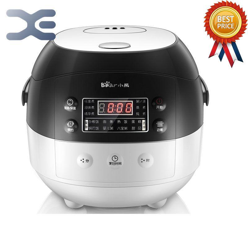 Mini Rice Cooker 2L Eletrodomestico Para Cozinha Olla Arrocera Electrica Rice Cooker 220V Stainless Steel Pot