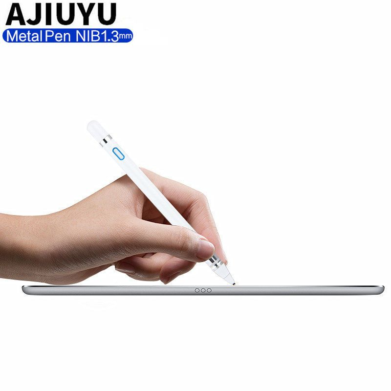 Active Pen Stylus Touch Screen High precision Pen For iPad 9.7 inch New 2017 Air 2 1 ipad Air2 Tablet Capacitive Pencil Case Pen