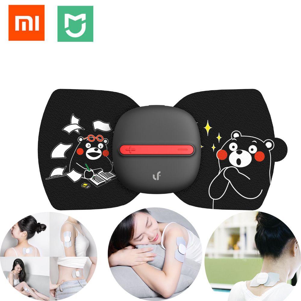 Xiaomi Mijia LF Full Body Relax Muscle Therapy Massager,Magic Touch massage Smart home stickers Kumamon Internationl version