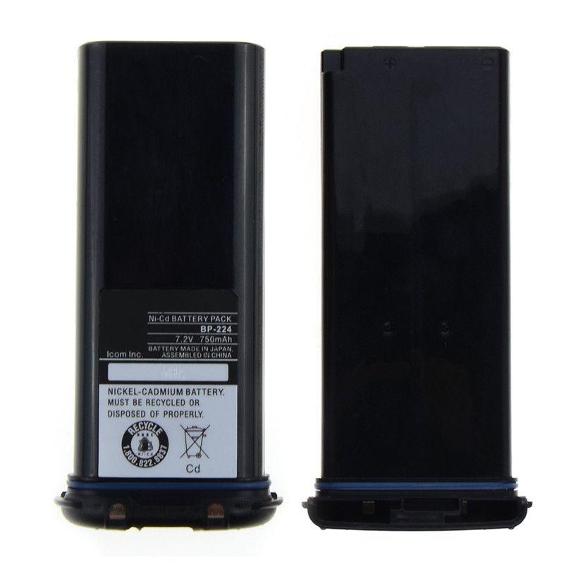 BP-224 750Mah Battery Pack For ICOM Handheld Marine Radio IC-M2 IC-GM1600 IC-M32 IC-M310.11
