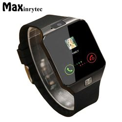 Bluetooth Smart Watch Wearable Devices DZ09 Electronics Wrist Phone Watch Support SIM TF Card For Android smartphone Smartwatch