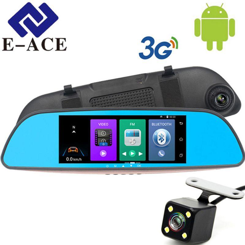 E-ACE 3G Wifi Voiture Dvr FHD 1080 P Greffier 7