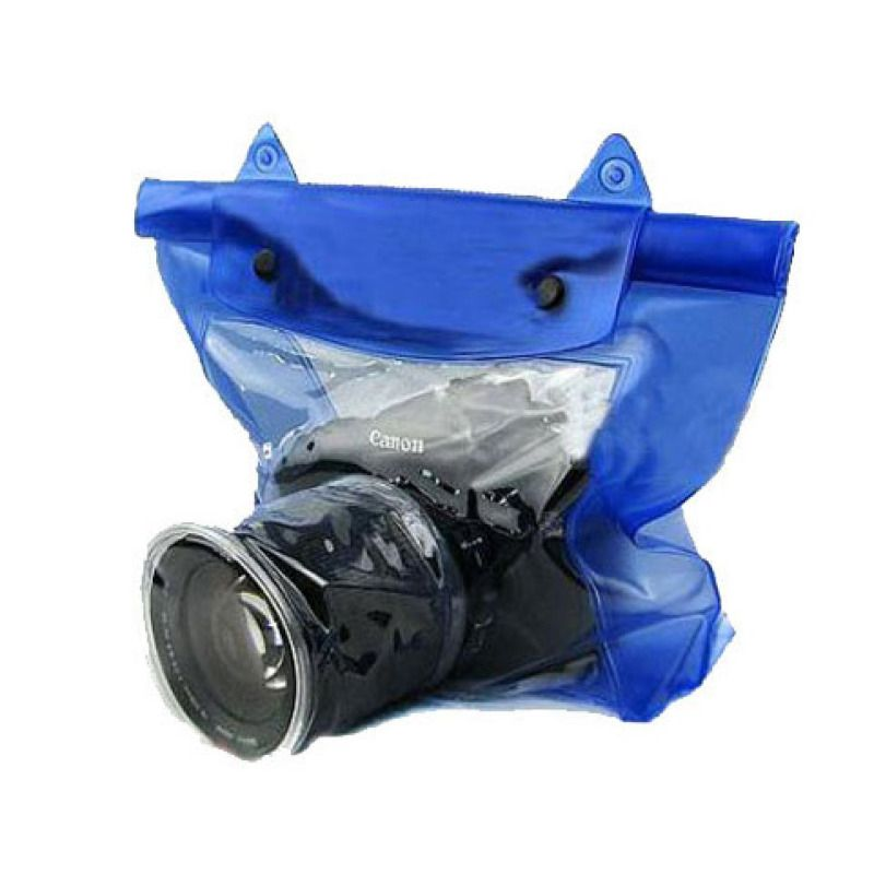 SLR DSLR waterproof bag for Nikon Canon Sony Digital Camera High Quality Case diving waterproof Sports Action Camera cover bag