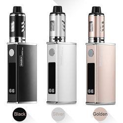 80 W seguro cigarrillo electrónico Vape caja Mod Shisha pluma E Cig humo LED humo grande vaporizador Hookah Vaper mecánico cigarrillos
