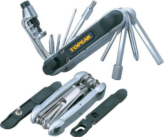 light weight/compact size Topeak TT2538B HEXUS 2 II 1 6MultiFunction Bike Tool TT2538B w/Chain Breaker&Torx hardened steel
