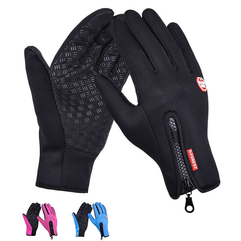 Men's Climbing Cycling Gloves Warmer Hiking Gloves Female Touch Screen Motor Mittens Luva Guantes Tactical Glove Dropshipping