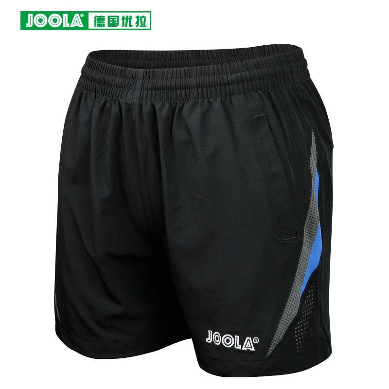 JOOLA 732 (2018 New) Table Tennis Shorts for Men / Women Ping Pong Clothes Sportswear Training Shorts