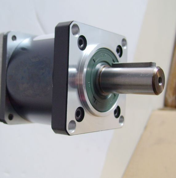 NEMA 23 Planetary Gearbox 15 20 25 30 40 50 100 :1 Planet gearbox Nema23 Stepper Motor Speed Reducer