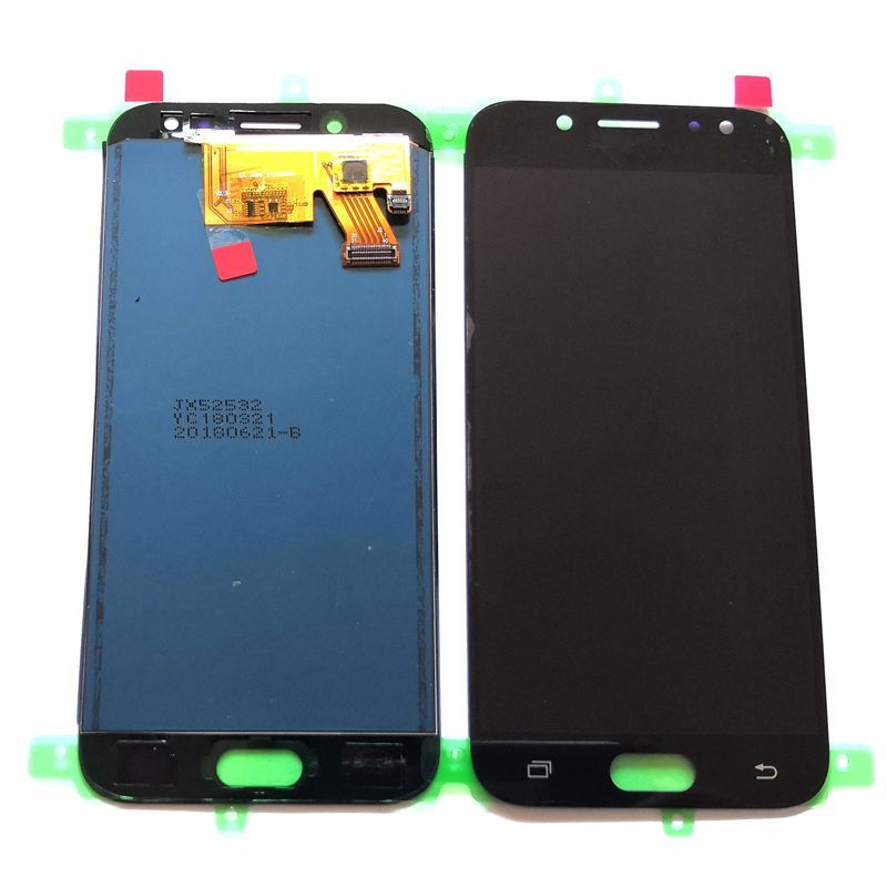TFT For Samsung Galaxy J7 pro 2017 J730 SM-j730F J730g J730fn/ds LCD With touch glass Full set for repair display (Not Amoled )