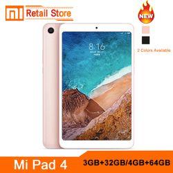 Original Xiao mi pad 4 WiFi LTE 4GB64GB 8