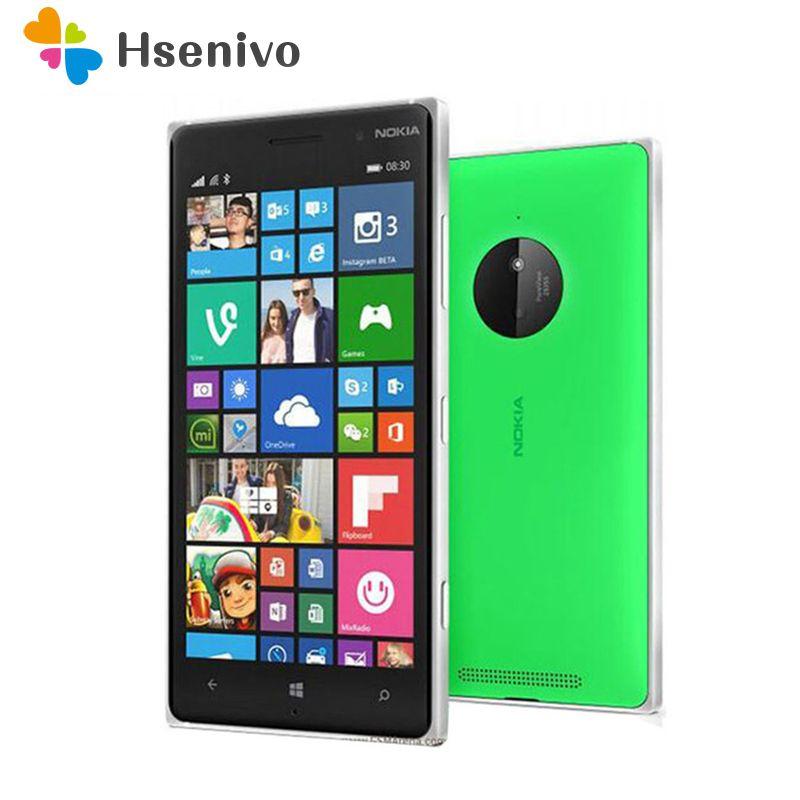 830 Unlocked Nokia Lumia 830 mobile phone 5.0