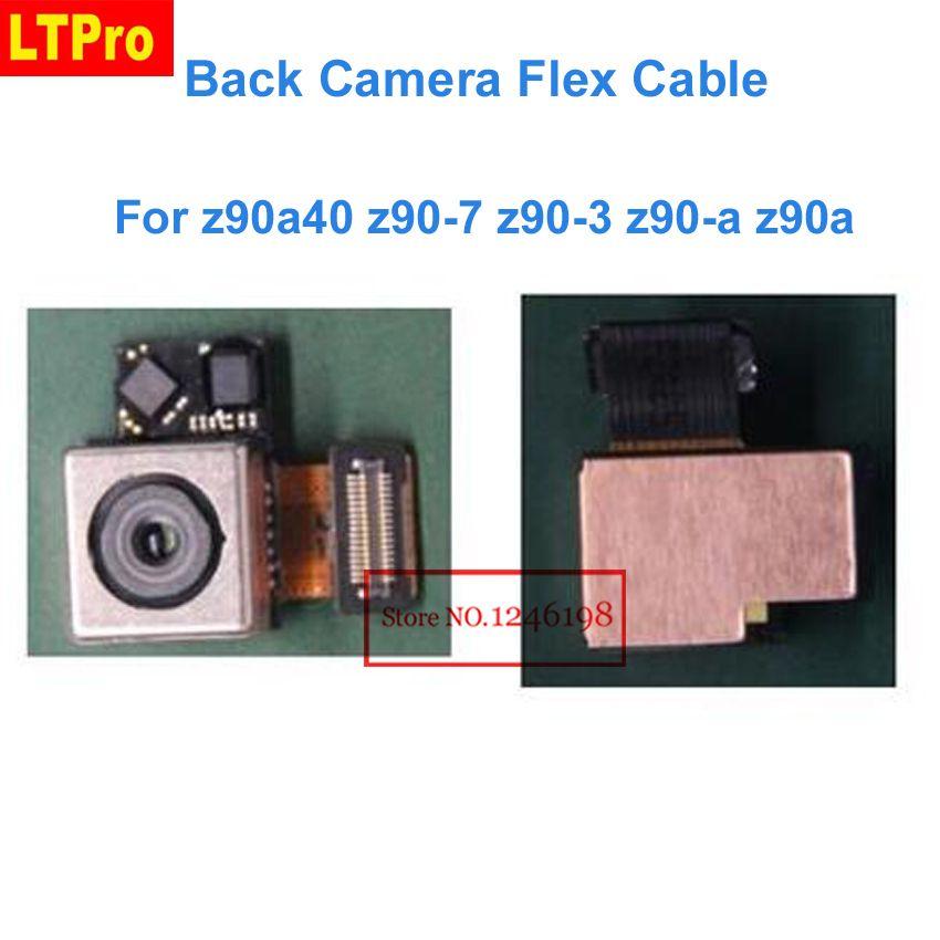 LTPro 100% Warranty Working Main Big Back Rear Camera For LENOVO vibe shot z90 z90a40 z90-7 z90-3 z90a Phone Parts