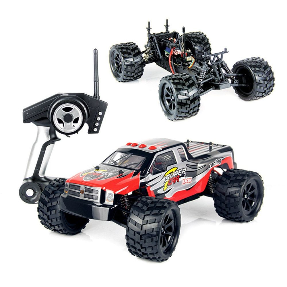 WLtoys L969 Rechargeable Remote Control Vehicle 1:12 Brushless RC Car Kid Gift High Speed Racing Car Toy