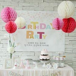 5 piezas 5/10/15/20 cm papel linterna colgante Flor de las bolas del panal Festival boda decoraciones de fiesta de cumpleaños