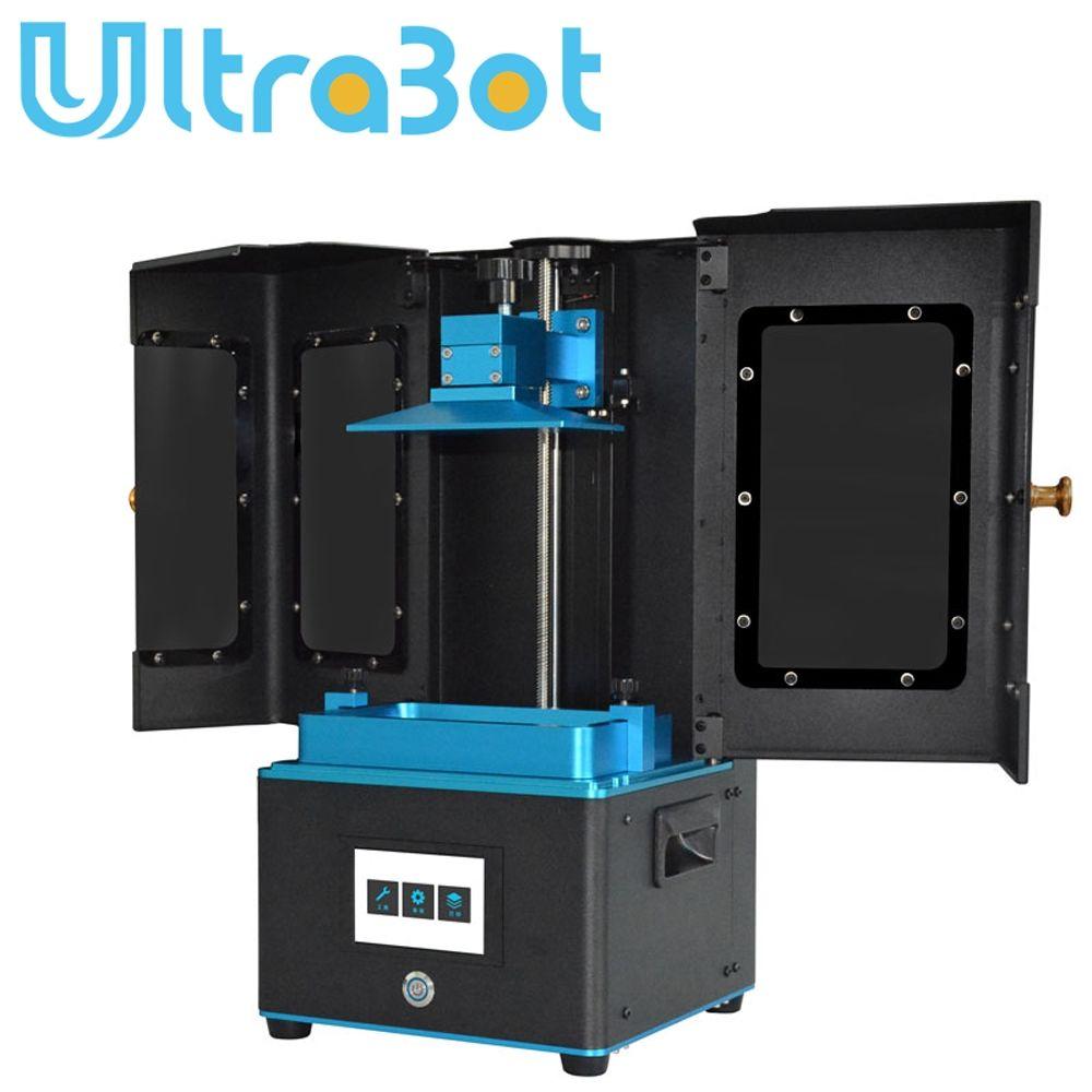Tronxy Neue LCD 3d drucker UV harz Licht-Heilung DLP/LCD Impresora Desktop verwenden UV Harz pk photon a6 a8