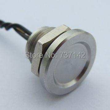 ELEWIND 12mm 316L en acier Inoxydable interrupteur piezo (12mm, PS122Z10YSS1, Rohs, CE)