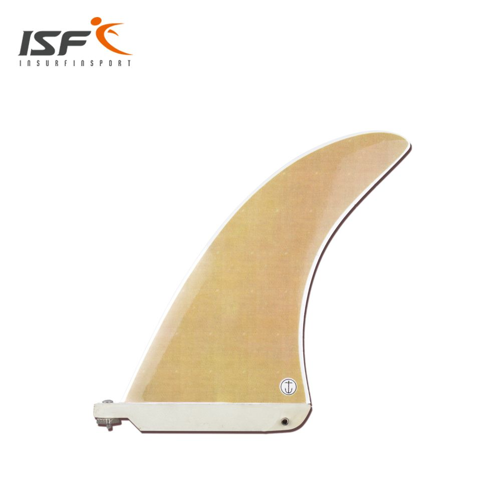 8 inch longboard surfboard fins quilhas paddle surfboard Fcs fins carbonfiber four Quad FCS future fin