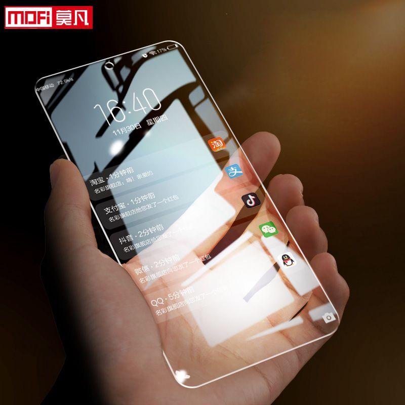 Xiaomi Redmi Note 7Pro verre couverture complète écran Full HD protection mofi trempé ultra clair protection 9 H 2.5D Redmi Note7 Pro
