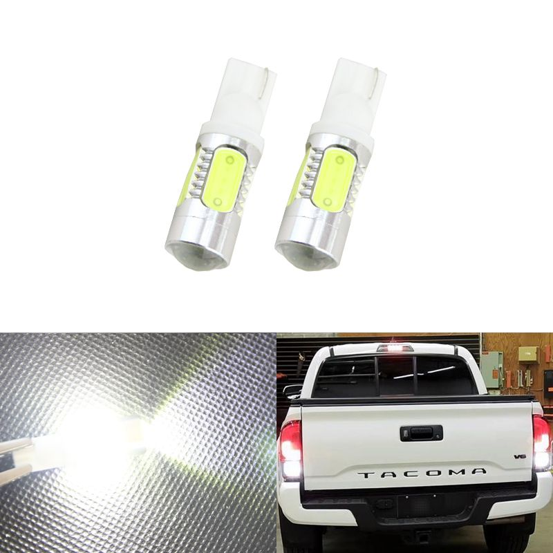 2 Stücke Xenon Weiß Led-lampen Für Toyota Tacoma 2001-2017 Led-unterstützungsrücklichter W/Projektor Canbus Keine fehler Auto-Styling Led Quelle