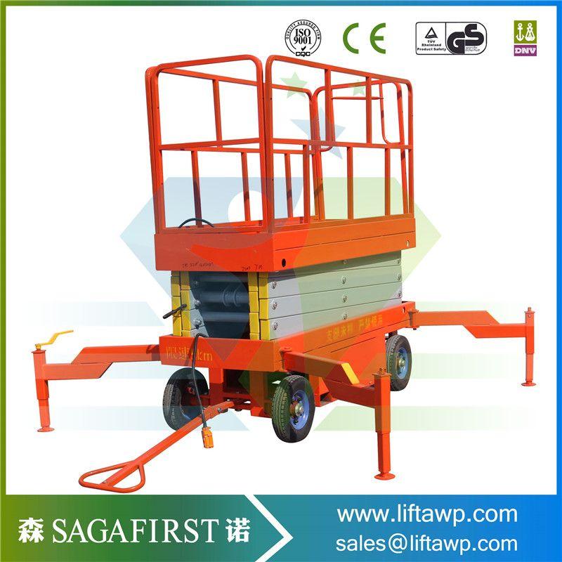 Working Platform Hydraulic and Electric Scissor Lift