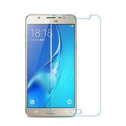 0.22mm 2.5D En Verre Trempé Pour Samsung Galaxy J3 J5 J7 2016 2015 A3 A5 A7 2015 2016 2017 Protecteur D'écran De Protection Film
