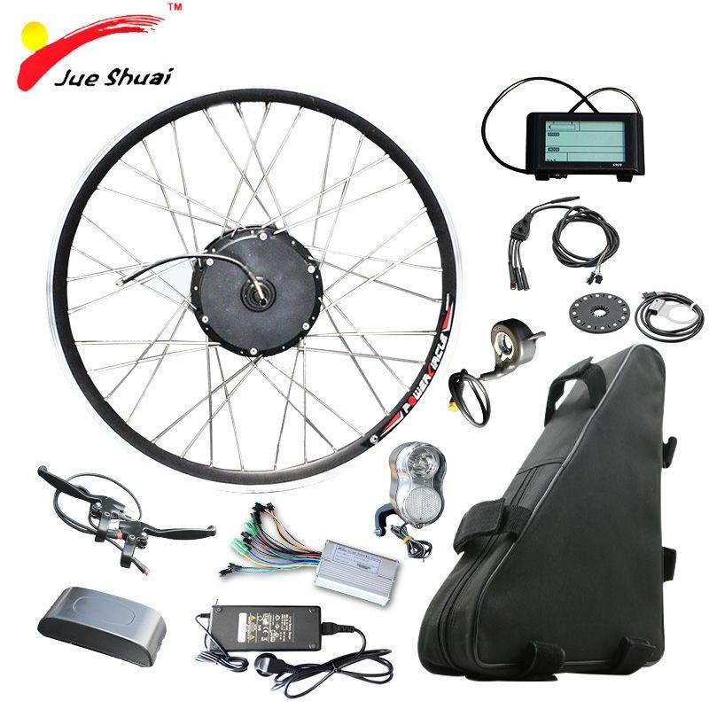 48 V 500 W 20ah Elektrische Bike Kit Electric Bike Conversion Kit mit Batterie Ebike bicicleta electrica 500 W Motor rad Elektrische