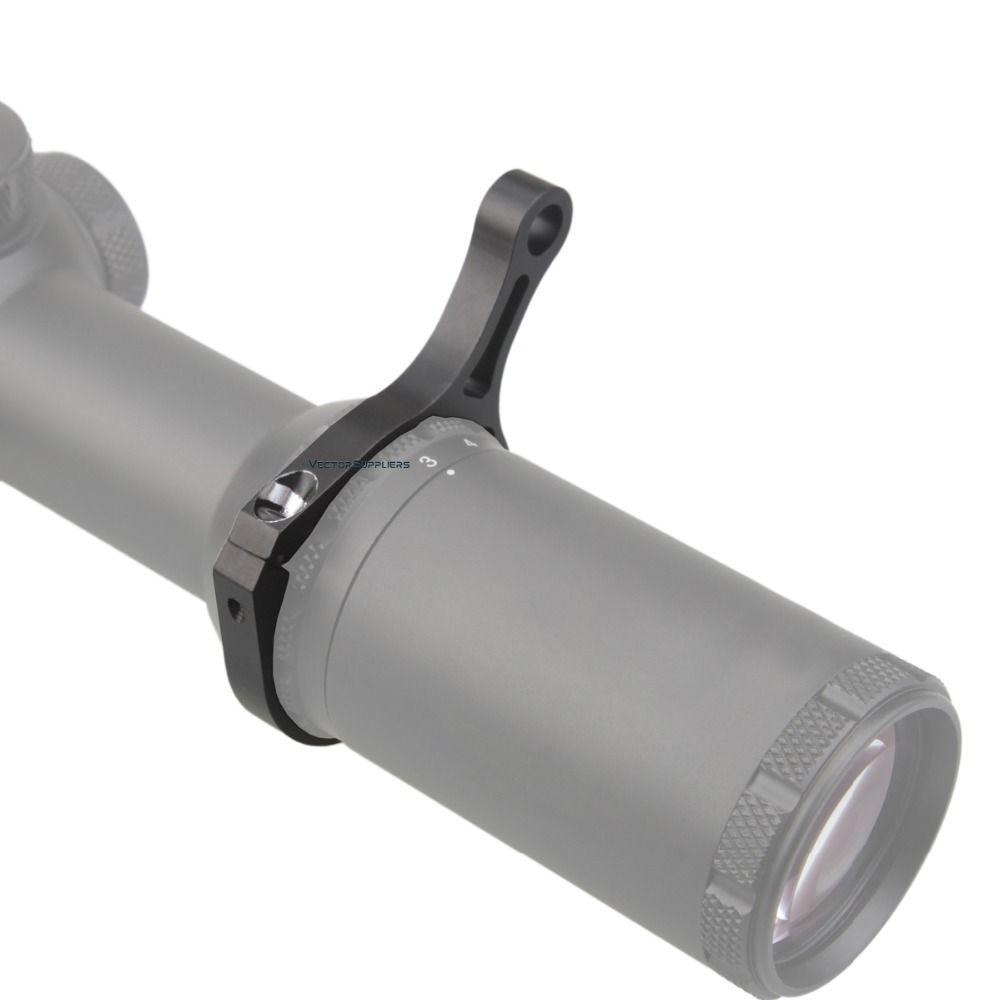 Vecteur optique lunette de visée lancer levier anneau de puissance pour 44 mm de diamètre. Portée Grossissement