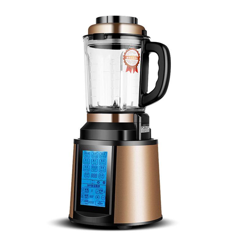 Househlod multifunktions Elektrische Kochen Maschine Heizung Mixer Saft Maker Entsafter Küche Lebensmittel Mixer Mixer