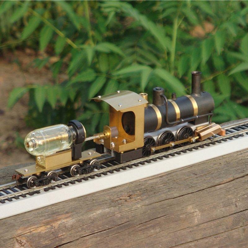 Dampf Zug Modell Dampf Lokomotive Modell Dampf Stick HO Anteil Live Dampf Motor