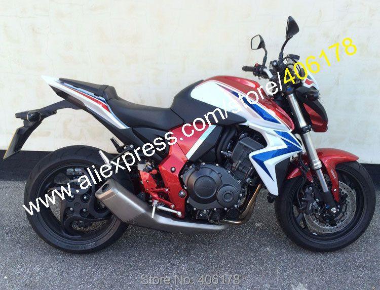 Heiße Verkäufe, für Honda CB1000R 08 09 10 11 12 13 14 15 CB 1000 R 2008-2015 CB1000 R Multi -farbe Karosserie Moto Verkleidung Body Kit