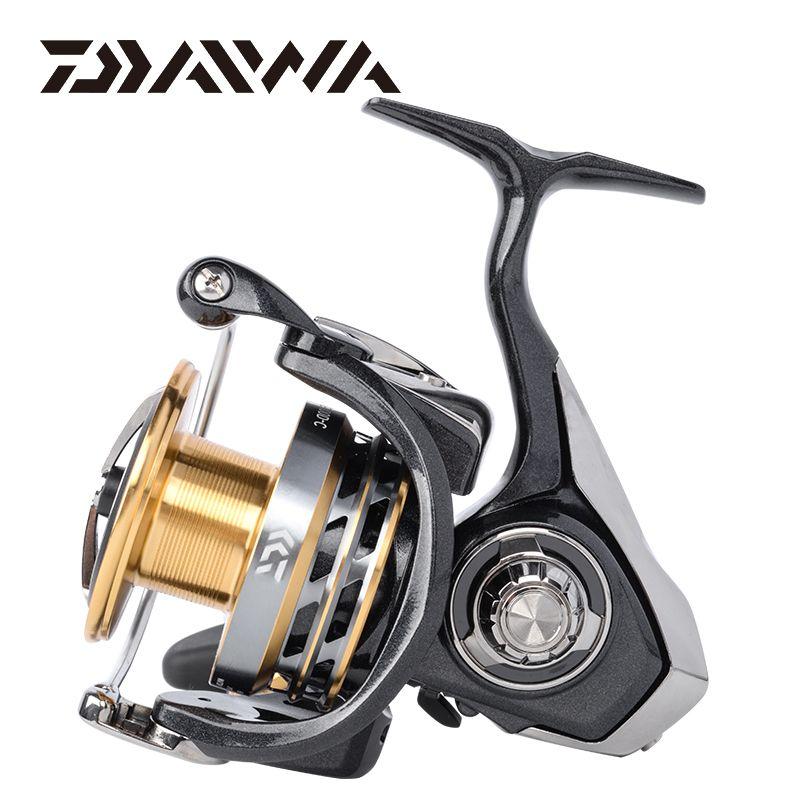 DAIWA EXCELER LT moulinet de pêche 1000/2000/3000/4000/5000/6000 5.3: 1 carretilha de pesca max glisser 12kg moulinet roue de pêche