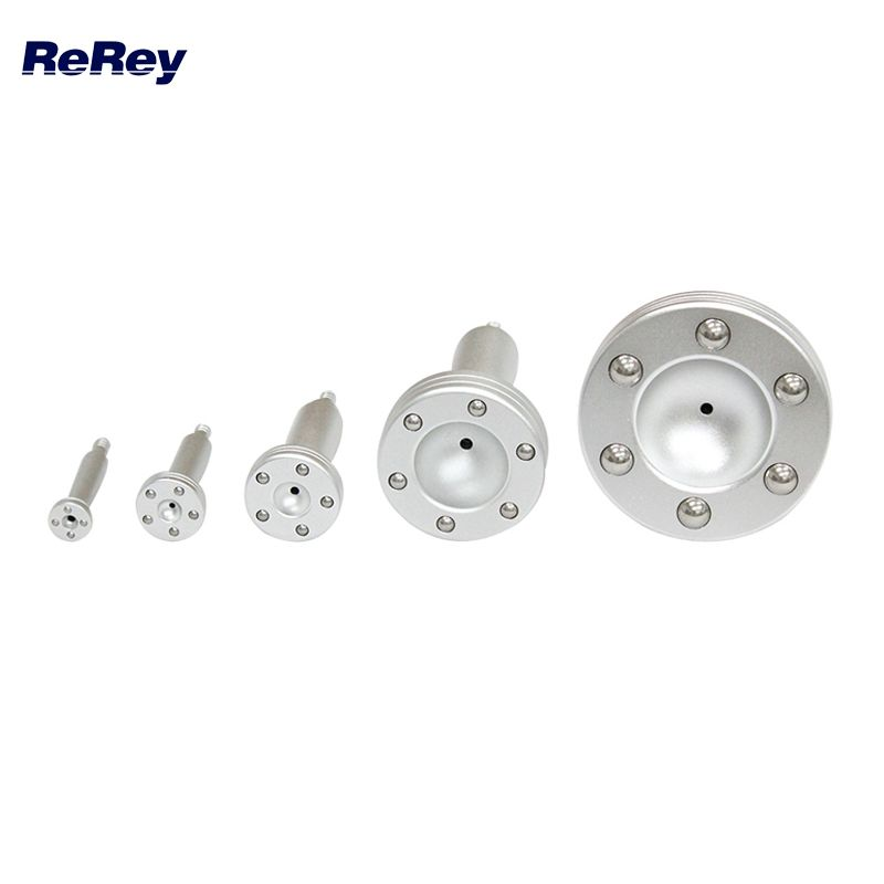 5 pcs Metal Vacuum Rollers Face and Body Vacuum Therapy Roller Massage Body De-toxin Facial Skin Lifting