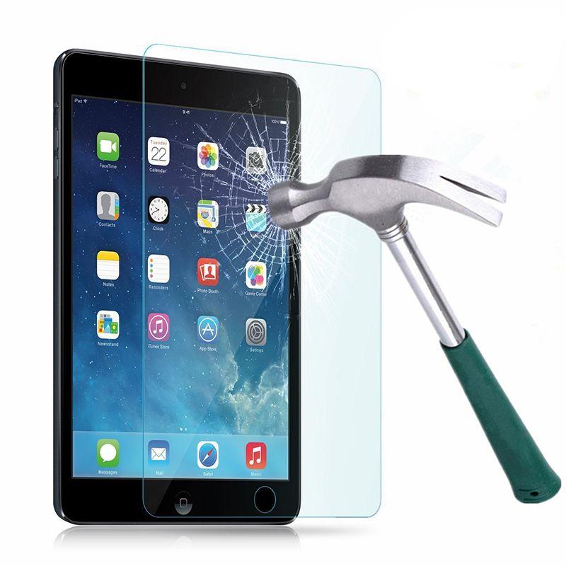 PANSOPHY 9 H Premium Klar explosionsgeschützte Vorderseite Displayschutzfolie für iPad mini Gehärtetem Glas für ipad mini 2 3 Schutzfolie