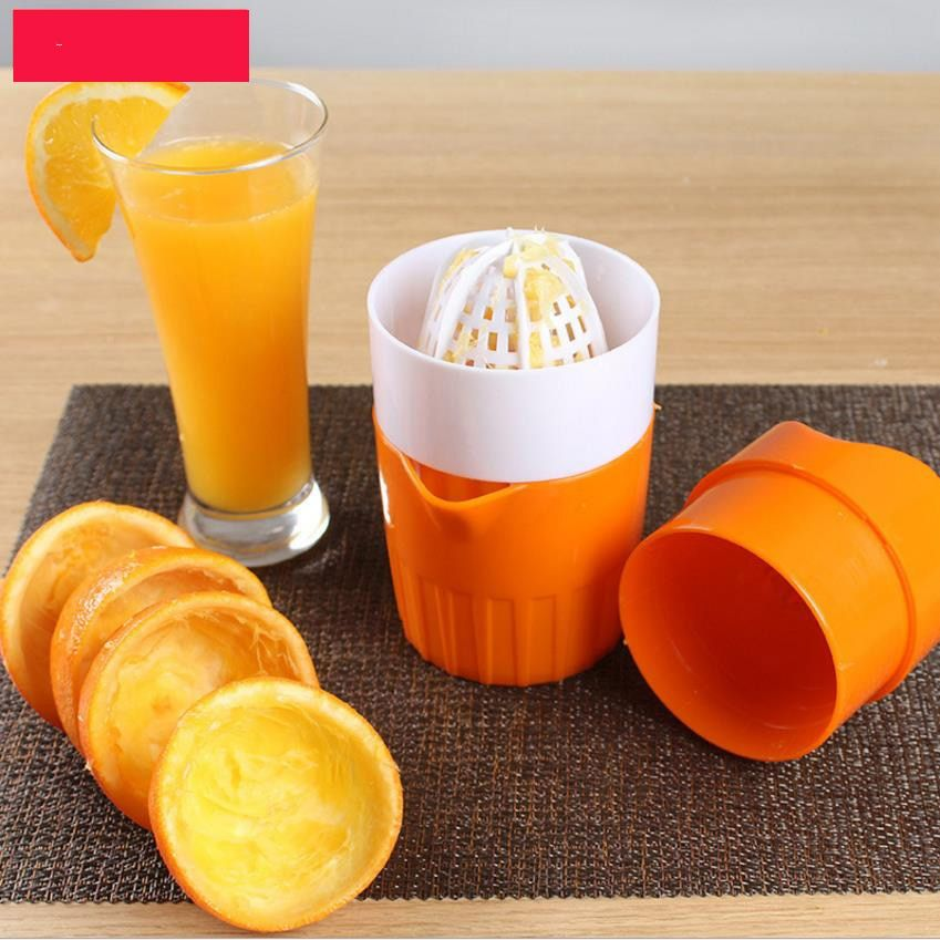 Easy to Clean Press Juicer Portable Juicer Manual Slow Extractor Blend Fresh Health Citrus Orange Juicer Machine Kitchen Tools