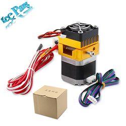 MK8 Extrudeuse Tête j-tête Hotend 0.4mm Buse Kit 1.75mm Filament D'extrusion 3D Imprimantes Pièces avec la Boîte moteur Gorge En Aluminium Partie