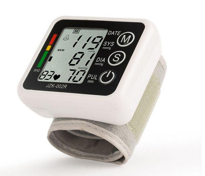 Poignet Moniteur de Pression Artérielle Automatique Numérique Tonomètre Mètre pour Mesurer La Pression Artérielle Et Du Pouls