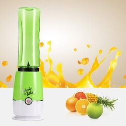 Portable Mini Juicer Bottle Cup Smoothie Maker Multifunction Extractor Blender Household Travel Cup Shake Take Fruit Mini Mixer