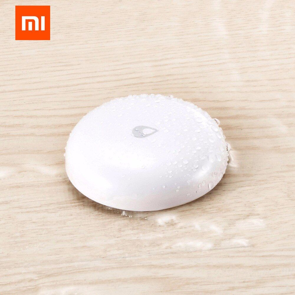In stock,Xiaomi Mijia aqara <font><b>Flood</b></font> sensor Water Immersing Sensor IP67 Waterproof Remote Alarm Work with Xiaomi Mi home Smart Home