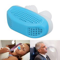 Relieve Noise Nose Breathing Apparatus devices nose clip night sleeping aid New