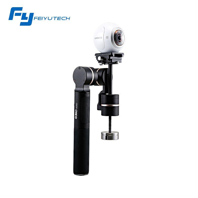 FeiyuTech G360 Handheld Panoramic Camera Gimbal 360 Limitless Panning Axis One-press Panorama Vast Camera Adaptability
