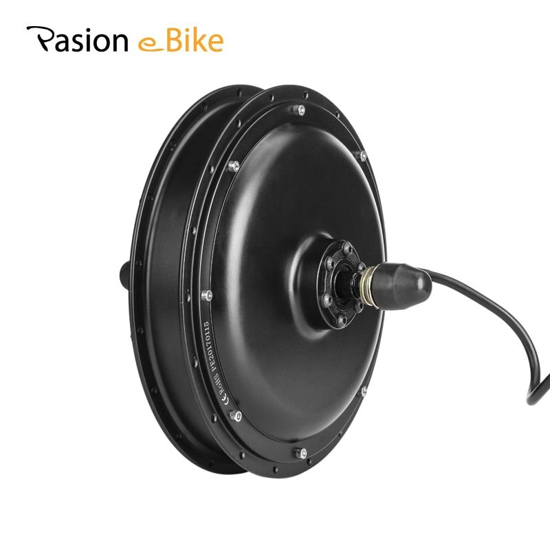 PASION E FAHRRAD 48 V 1500 Watt Elektronabenmotor Fahrrad Bicicleta Brushless Nicht getriebemotor Hinten High Speed