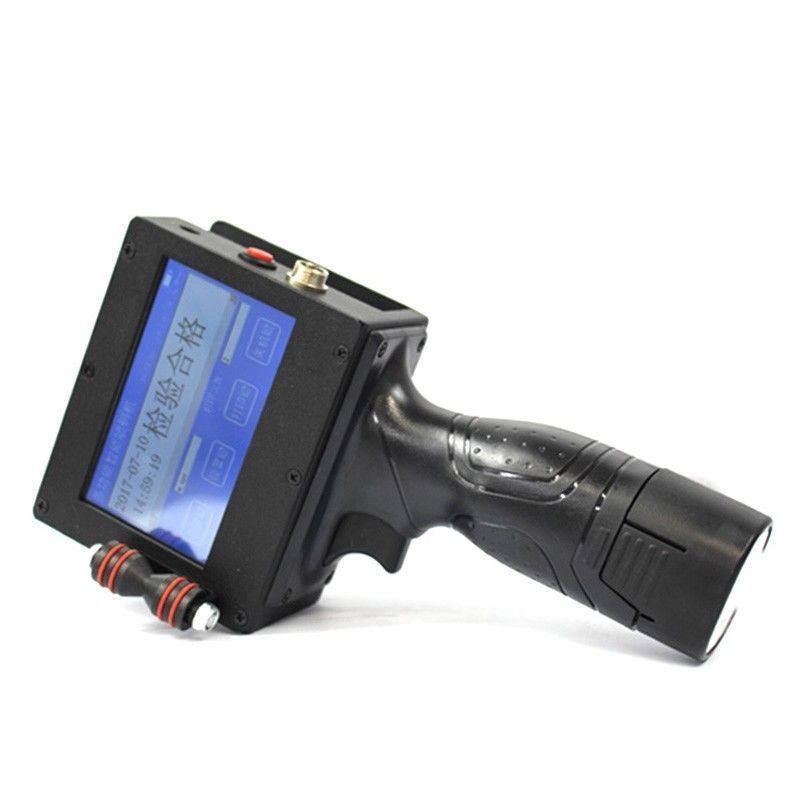 High Quality Handheld Intelligent Inkjet Printer Touch Screen Ink Date Coder Coding machine