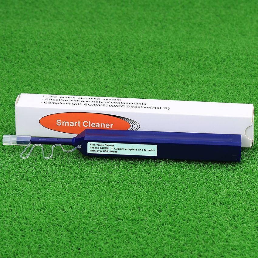 Un-Cliquez Fiber Optique Cleaner Pen Fiber Optique Communication Outils De Nettoyage pour 1.25mm LC Câble Connecteur