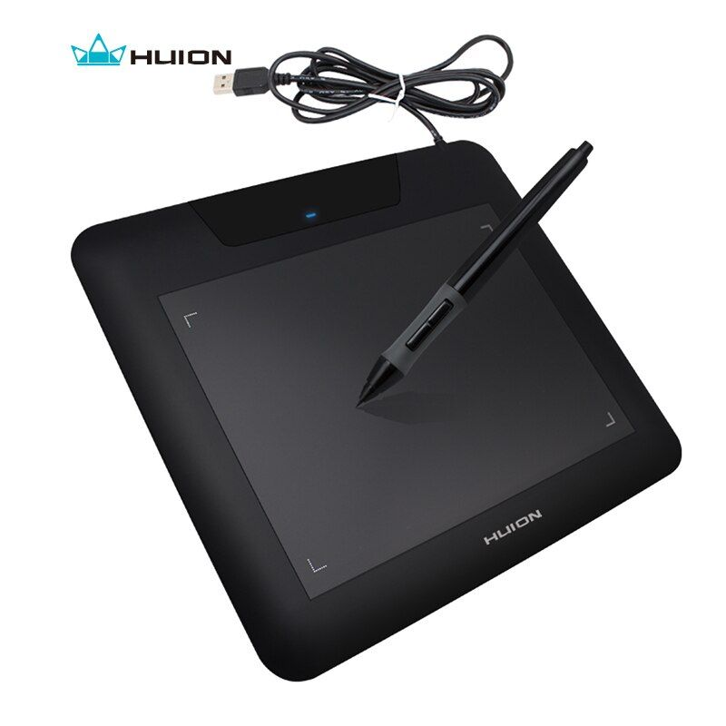 New HUION 680S 8