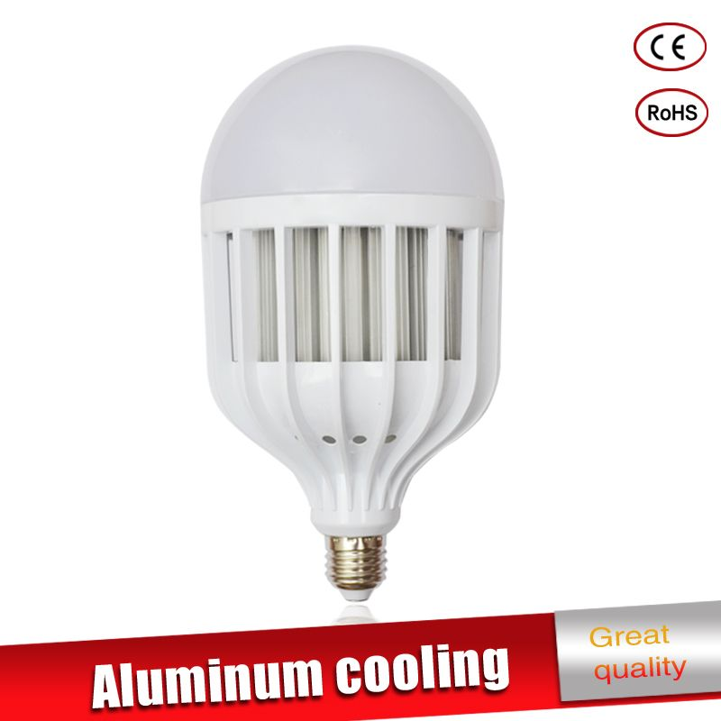 Gros lampa LED ampoules E27 15 w 18 w 24 w 36 w 50 w led lampes 220 v 230 v 240 v a mené des lumières SMD 5730