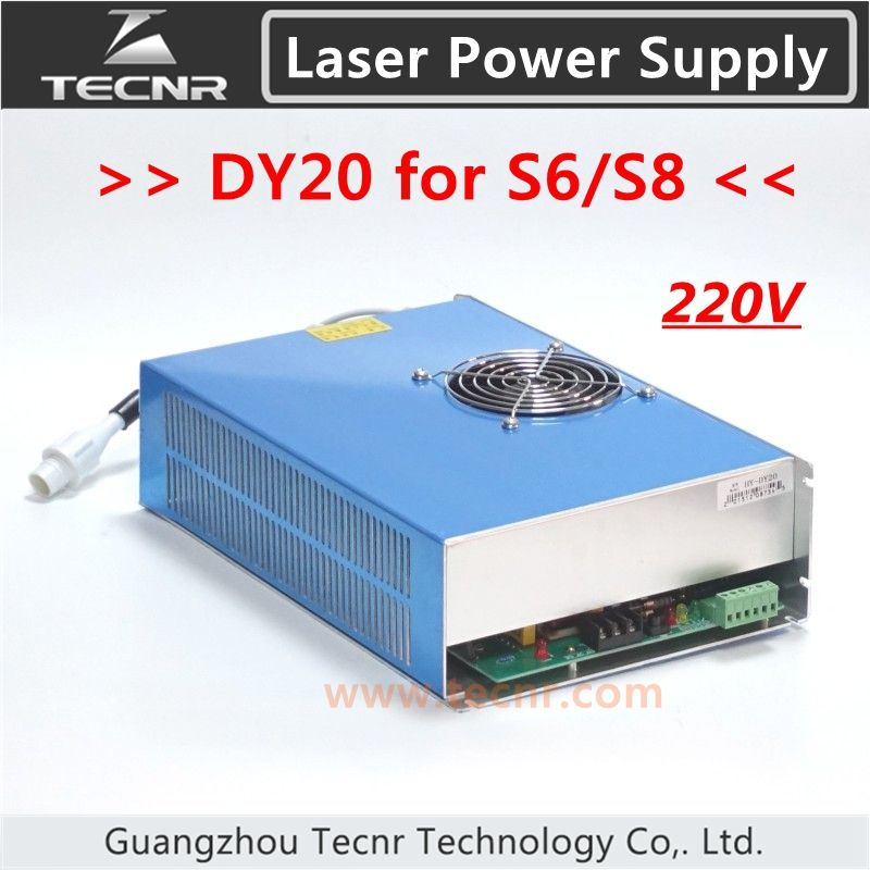 DY20 Laser Power Supply 220V for Reci S6,W6,S8,W8 CO2 Laser Tube engraving machine