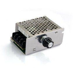 Высокое качество Напряжение регулятор Напряжение Скорость контроллер scr диммер + В виде ракушки AC 220 В 4000 Вт