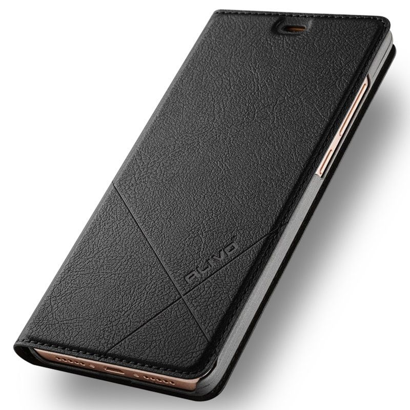 Xiaomi Redmi 4a Case PU Leather Business Series Flip Cover For Xiaomi Redmi 4a #0918 with Tracking Number.
