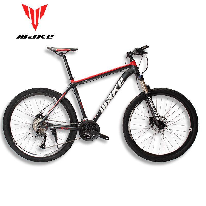 MACHEN Mountainbike Aluminium Rahmen SHIMAN0 AItus 27 Geschwindigkeit 26