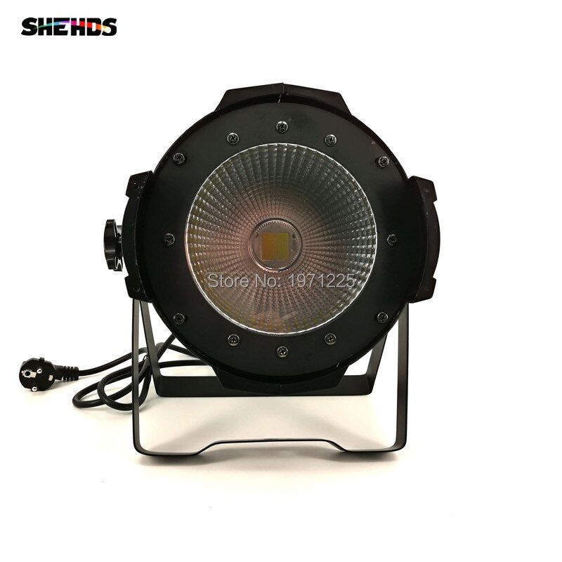 Led Par Light COB 100W COB Strobe Effect Stage Lighting with cool white and warm white